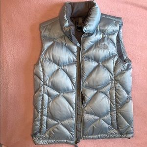 Women's The North Face down fabric vest
